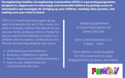 Strengthening Families parenting programme